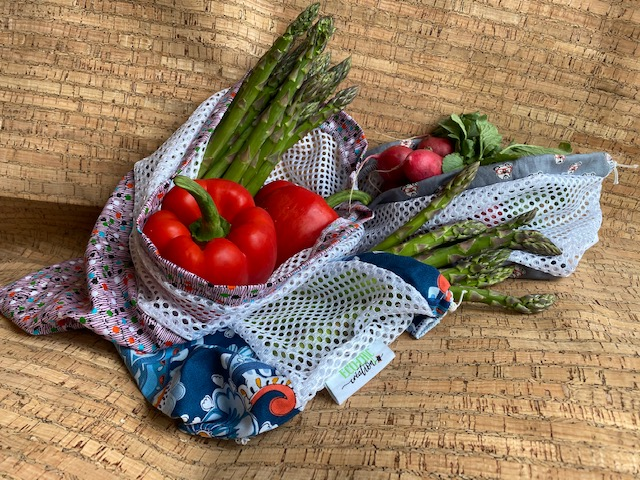Duo Sacs Fruits et Légumes P/G