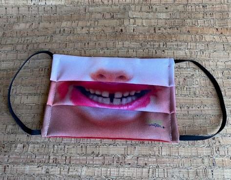 Masque collection fait moi rire – Sourire